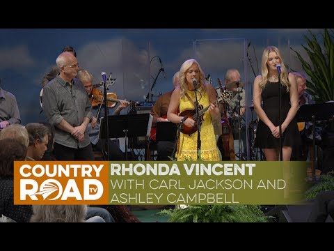 """Rhonda Vincent sings """"I'm Not Over You"""" - YouTube"""