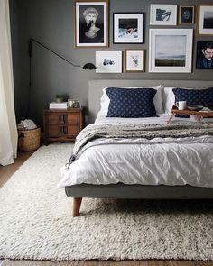 Hey, @chrislovesjulia, we love your bedroom! #mywestelm