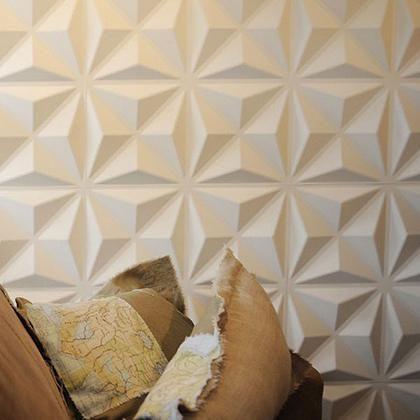 Painél 3D [ FORMIX ] - Revestimentos Decorativos para Parede