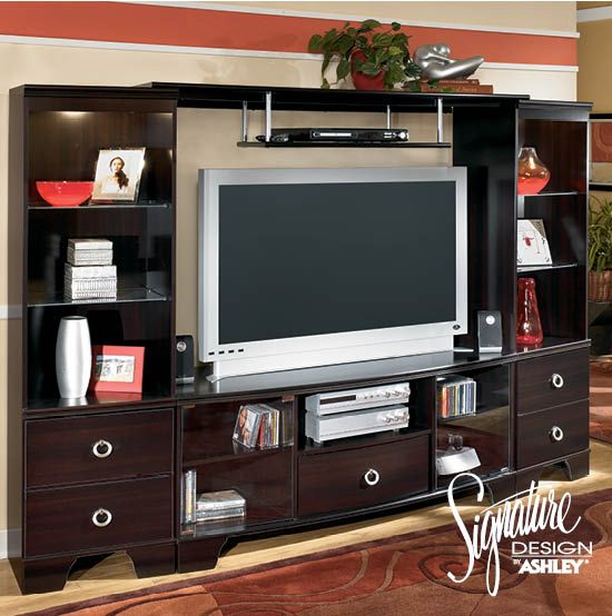 TV Stand - Pinella TV Stand - Ashley Furniture  TV Stands