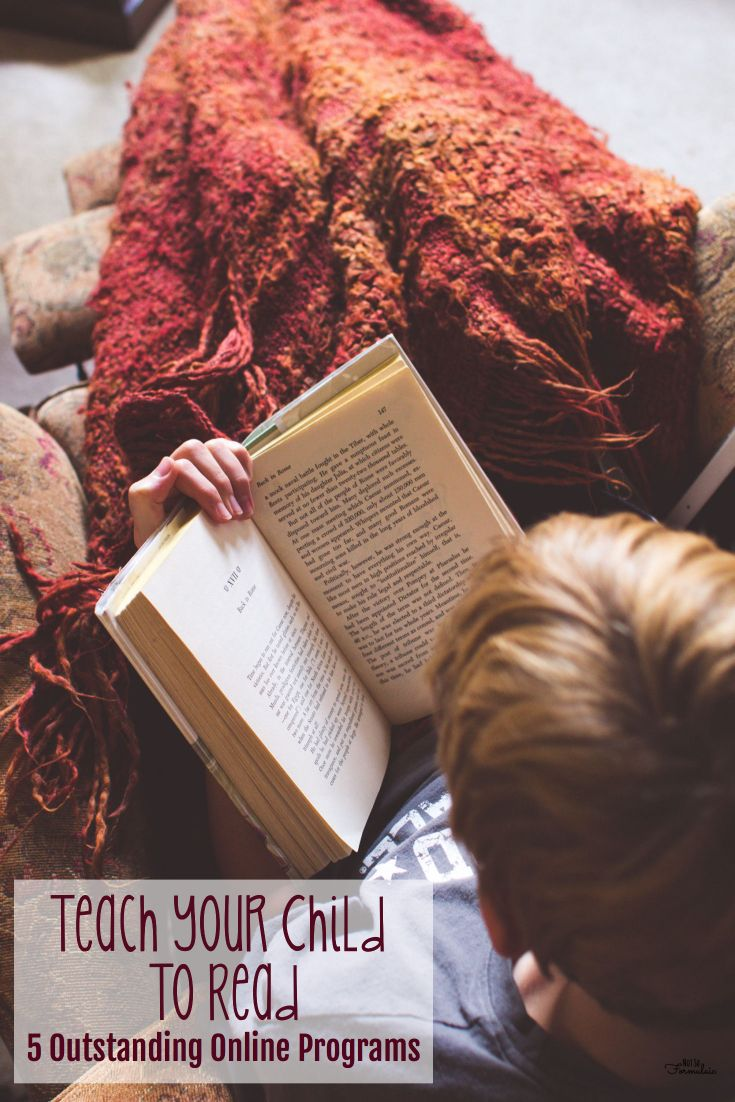 Have you struggled to teach your child to read? Here are 5 outstanding online programs from Homeschool Buyer's Co-op.