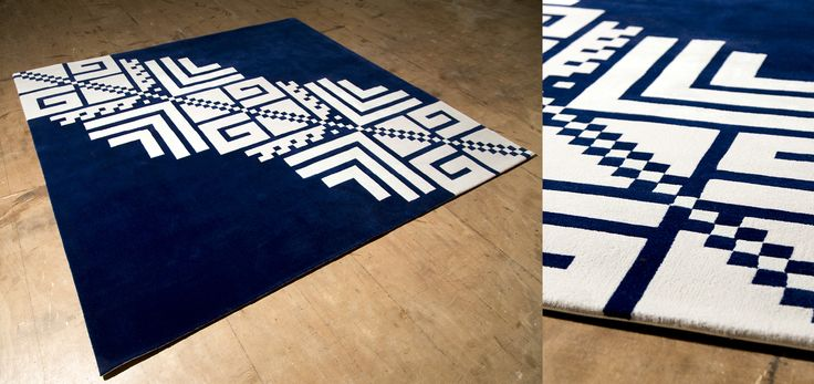 Serene Rug by Dare to Rug    Available dimensions: 1.7 x 1.7 m; 2.4 x 2.4 m Manufacturing technique: Hand Tufted Fiber content : 100% New Zealand wool Total height aprox.: 20 mm Backsizing : Cotton    #daretorug #rug #handtufted #interiordesign