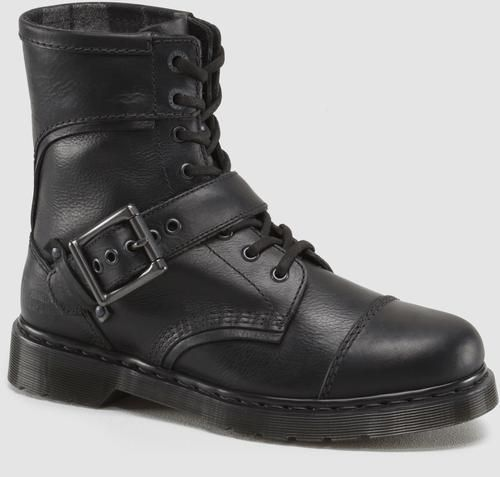 Dr Martens Triumph Black March 2017