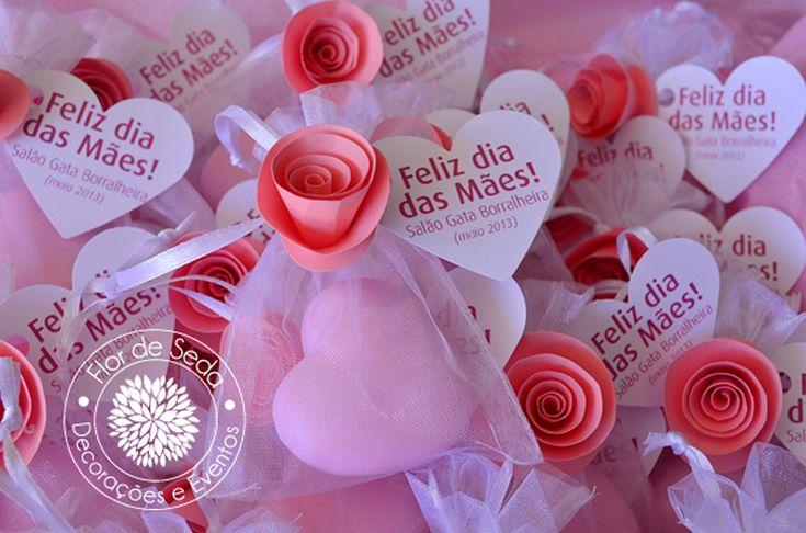 Procurando Ideias para Lembrancinhas de Dia das Mães? Aqui Tem! | Sou da Promessa