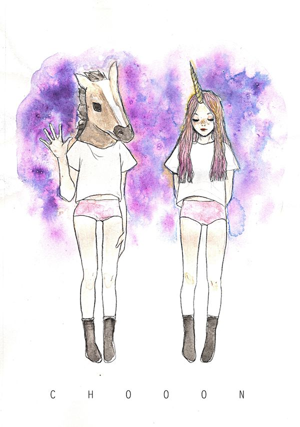 my pony on Behance