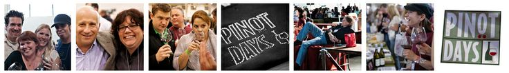 Pinot Days is this weekend in San Francisco.  They are also having an online charity auction of pinot noir going on now.  www.pinotdays.com/events