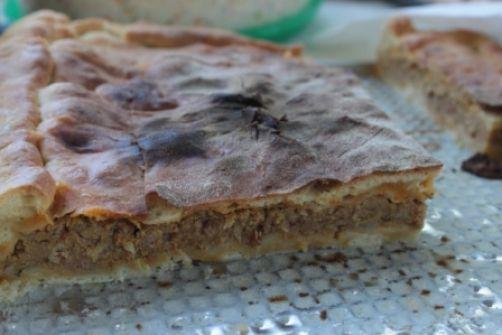 Empanada de carne para #Mycook http://www.mycook.es/receta/empanada-de-carne/
