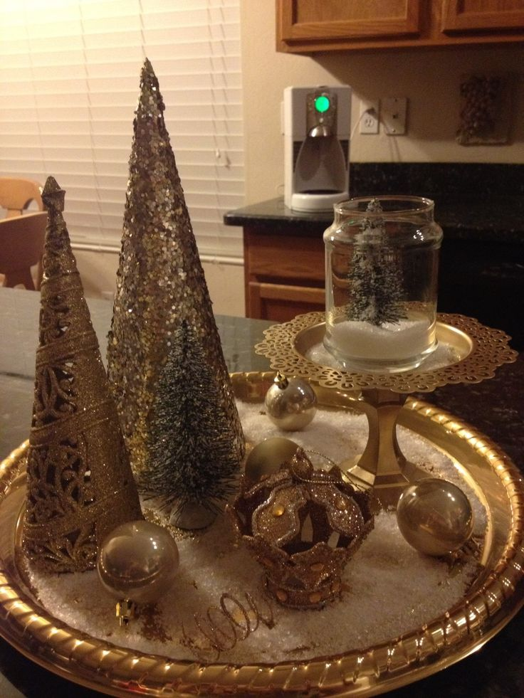17 Best images about Glass Crafts on Pinterest Recycling bins - dollar general christmas decorations