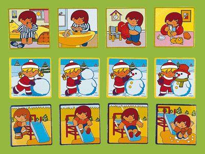 Jeux histoires séquentielles niveau 1 Interdidak chez planet-eveil.com