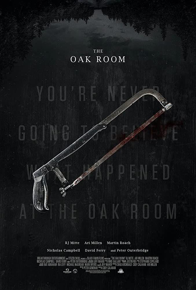 The Oak Room 2020