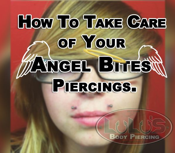 how to take care of nipple piercings
