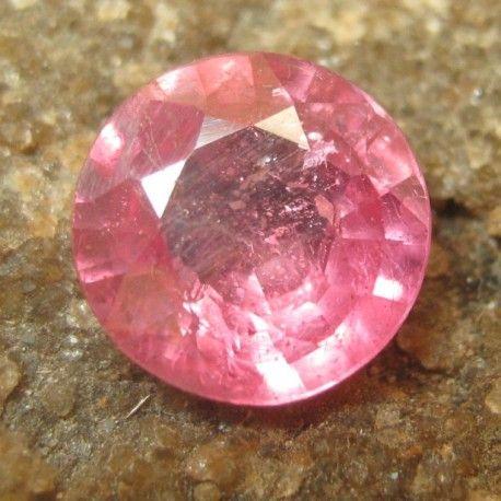 Batu Permata Ruby Round Cut 1.30 carat untuk Harga Murah