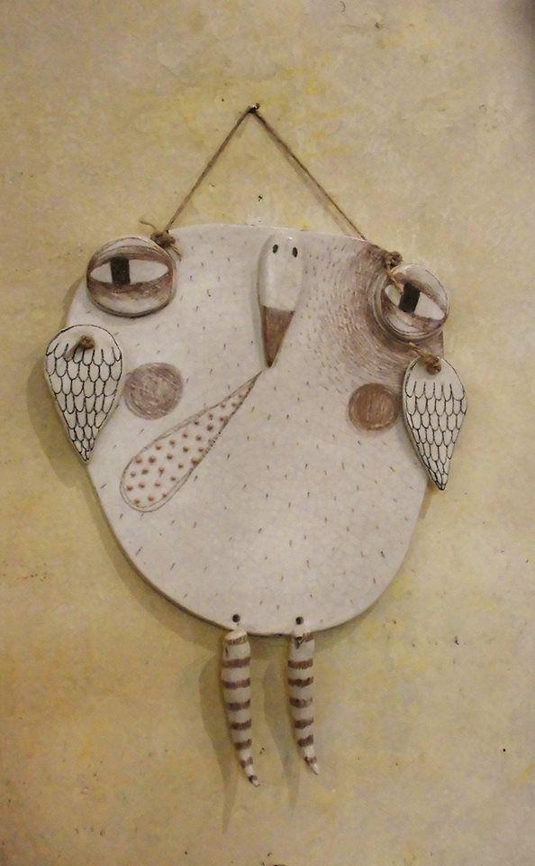 Serena Balbo, Owl (puppet)