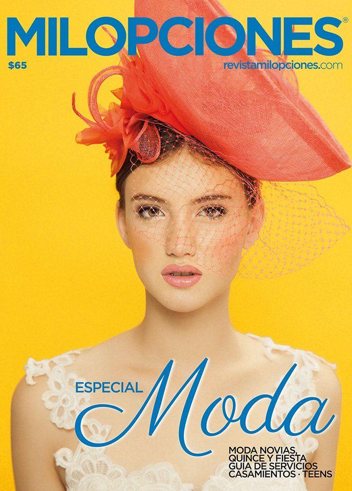 Revistas | Revista Mil Opciones Nº 63, 3ª Edición 2014, especial moda