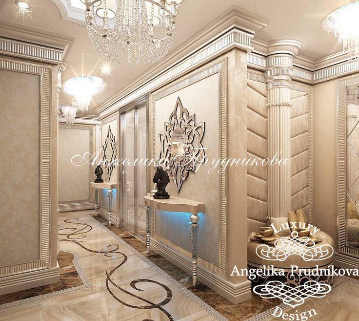 Дизайн интерьера маленькой квартиры в стиле Ар Деко в Москве - фото
