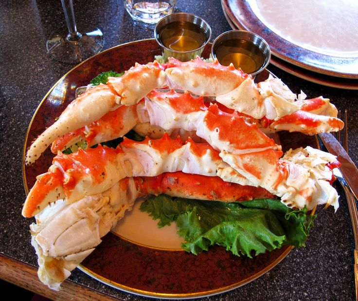 Very large Alaskan Red King Crab Legs! The size of these legs and the price for them will leave you dumbfounded and amazed!