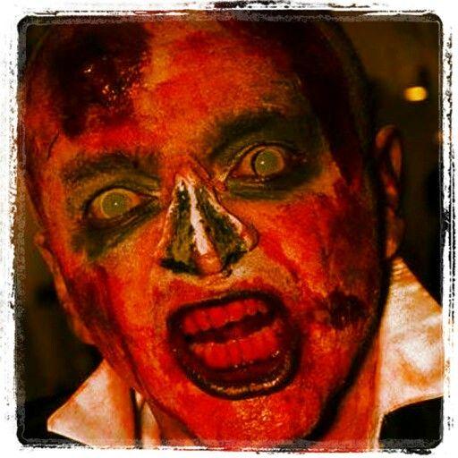 My Cosplay Makeup Zombie Walk 2014