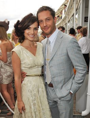 tom hardy charlotte riley -