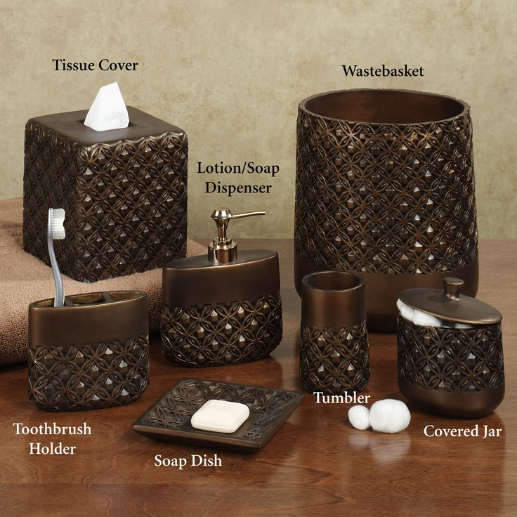 Bathroom Accessories Islandia Bath Accessories By Croscill Bathroom Decor Pinterest