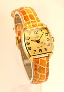 LUCH Lady's Vintage Watch 70' GOLD PLATED. 25€