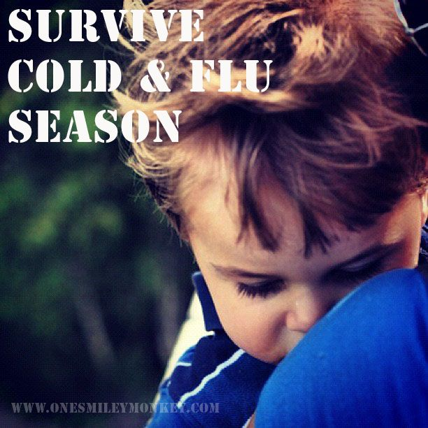 Tips to Survive Cold & Flu Season