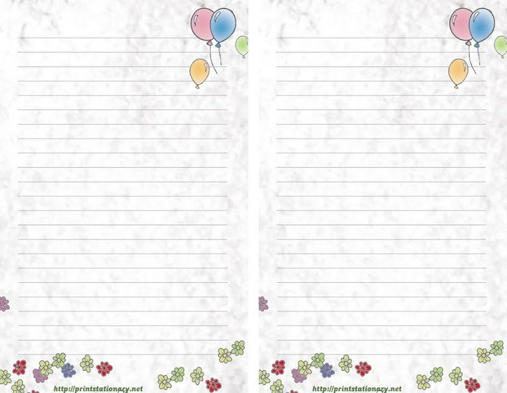 72 best Arts♡Crafts❤Paper❤Stationery images on Pinterest Free - lined stationary template