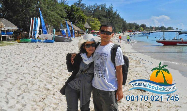 Ini Dia Keindahan Gili Trawangan Lombok Yang Patut Anda Kunjungi,  yuk kunjungi Gili Trawangan Bersama Kami di http://www.wisatalombok.co.id/