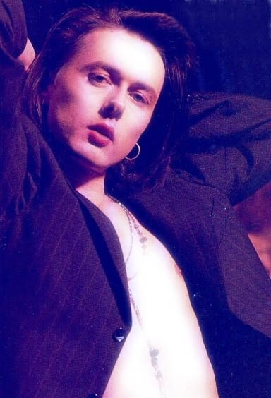#Suede #BrettAnderson Beads and nipple. BEADS. AND. NIPPLE.