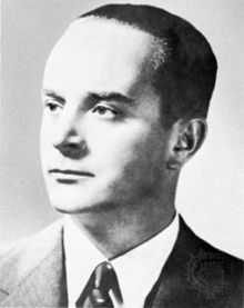 Defense Minister then President of the Republic of Guatemala..... Jacobo Arbenz Guzmán............ (1913-1971)