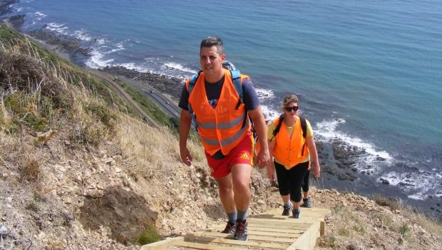 Years in the making and the most expensive section on the Te Araroa Trail, a new Paekakariki track is sure to be a hit.