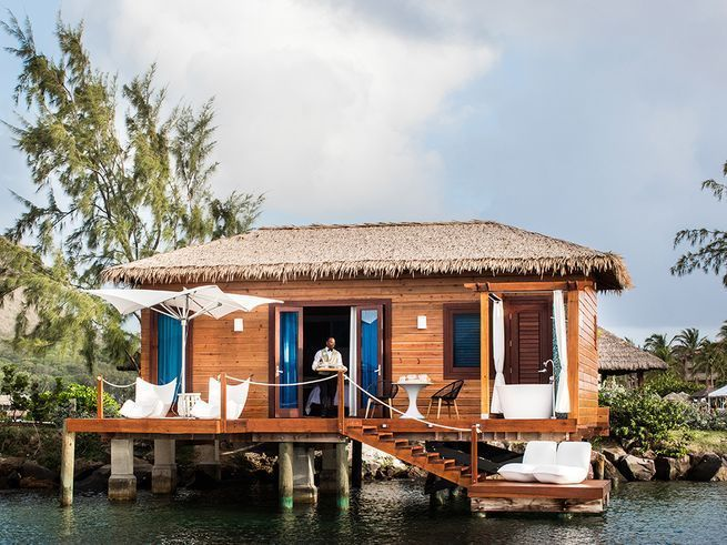 a4846a9417781f Which Sandals Overwater Bungalow is Right for You  Overwater bungalows at  Sandals Grande St. Lucian in St. Lucia