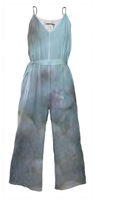 FRUITY Tie Waist Jumpsuit By Anja Popp $178.00
