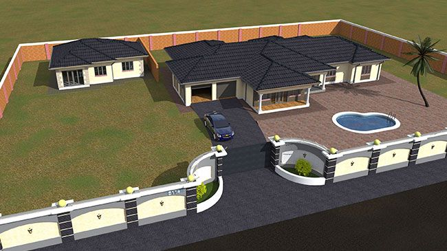 House Plans Zimbabwe Building Plans Architectural Services In 2020 House Plans South Africa House Plan Gallery Container House Plans