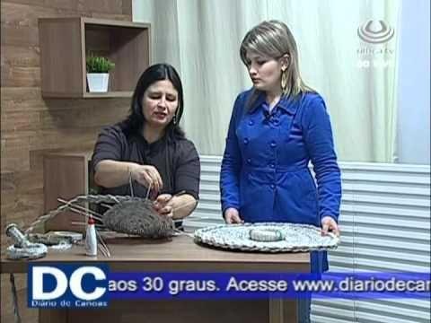Nádia Rodrigues Artesã - TPM - Ulbra Tv Parte2 - 11/06/2012 - YouTube