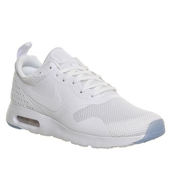 Nike Air Max Tavas White Mono - His trainers