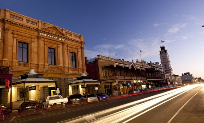 Ballarat, in the Central Victorian Goldfields is steeped in history, beauty and the feeling of stepping back in time.