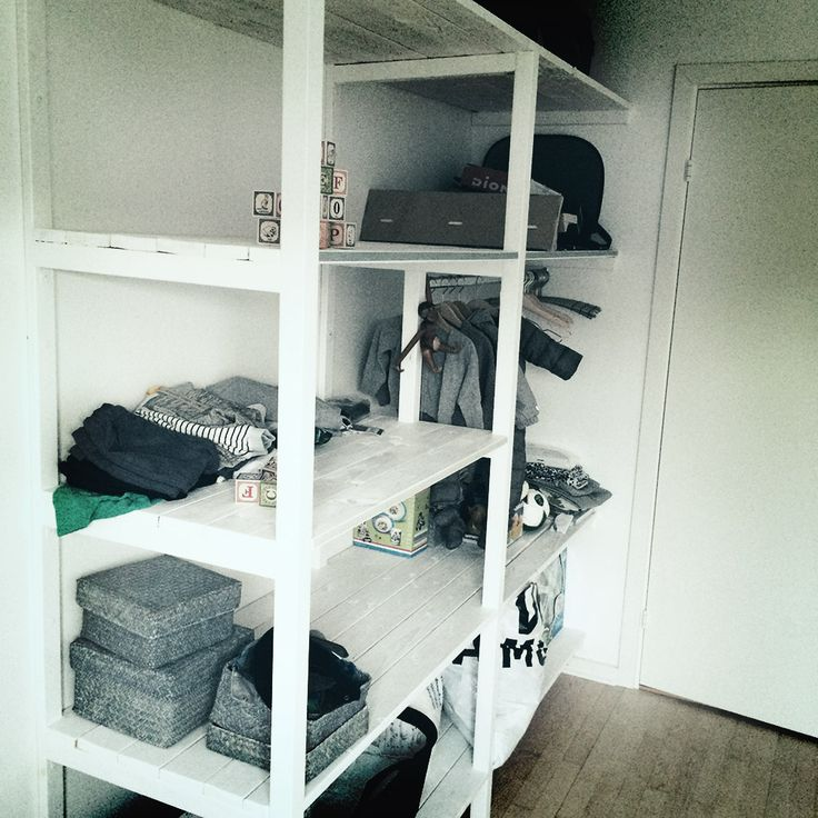 Very cheap and simple storage for almost everything your child needs e.g. toys or clothes
