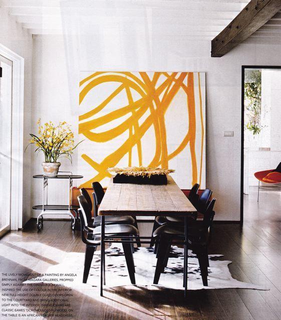 Apartment In Art Piece: Interior Design: Statement Pieces