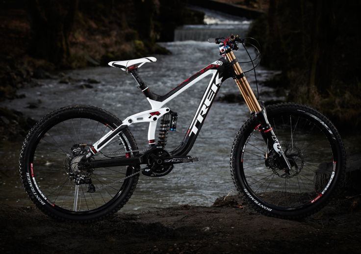 Trek Mountain Bikes For Sale Super Bike Trek Session  Bikeradar Magazines Picture