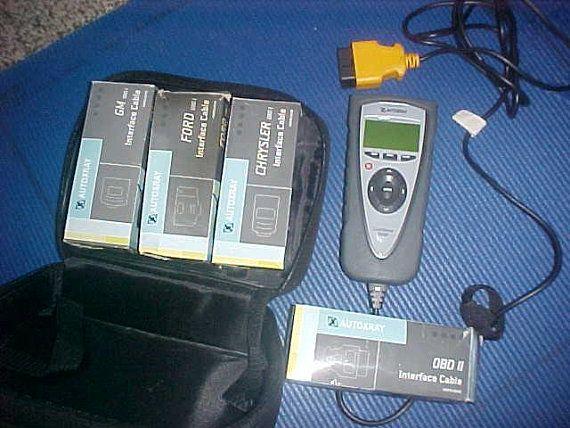 autoxray auto scanner
