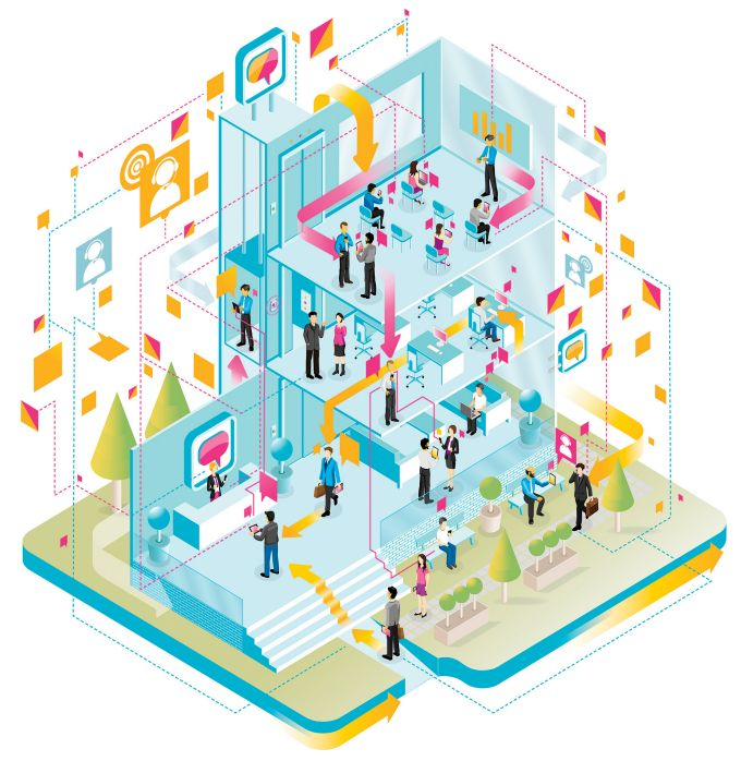 Mr. SOCIAL: The 4 P's of Social Business - Learnings via IBM Connect 2013