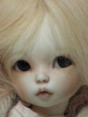 *~Fairyland Littlefee White Skin *Ante Elf* Yosd BJD, Custom FaceUp BEAUTIFUL!!  SHelo999