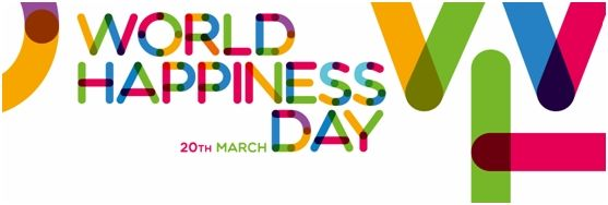 World Happiness Day 20th March