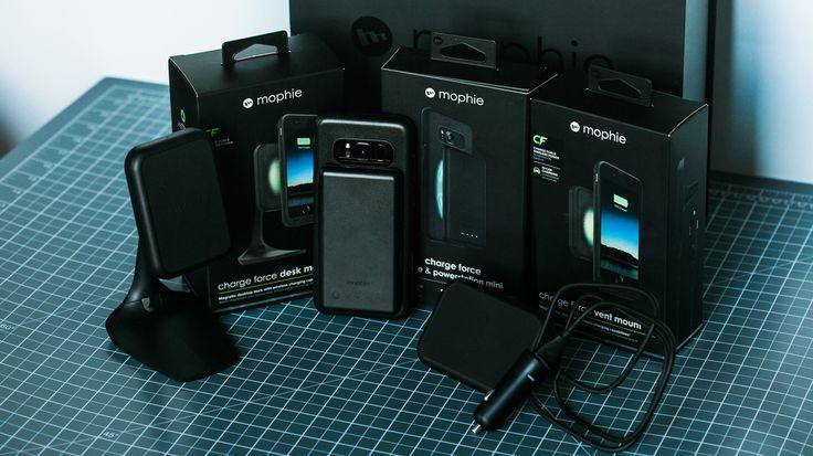 Review do kit Mophie charge force: seu smartphone com o dobro de bateria? - EExpoNews