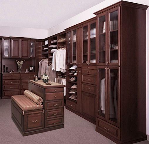 18 Classy Closet Storage Solutions For Your Clothes: Custom Closets, Closet Organizers