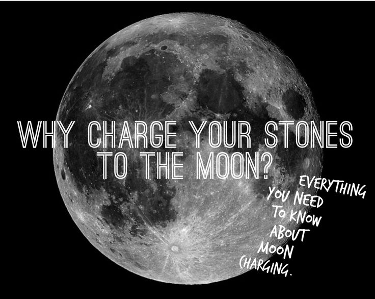 In honor of tonight's full moon, and the many questions I have been getting about full moon charging, here is 'Everything You Need To Know About Moon Charging Your Crystals.' Why …