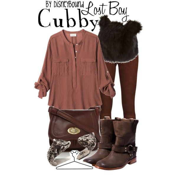 dress like your favorite disney character: Lost Boy - Cubby