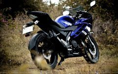 Beautiful Yamaha R15 Wallpaper HD