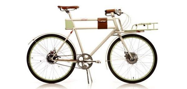 The Faraday electric bike.Porteur, Kickstart, Concept, Awards Win, Launch Pre Sal, Bikes, Bit Steep, Faraday, Biks