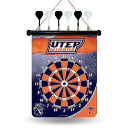 UTEP Miners NCAA Magnetic Dart Board